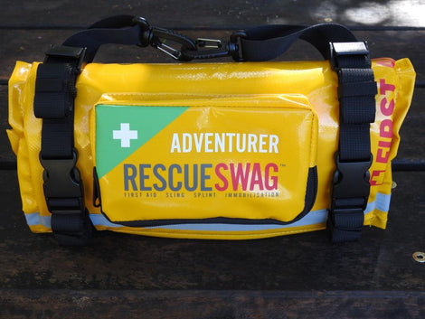 ADVENTURER Rescue Swag