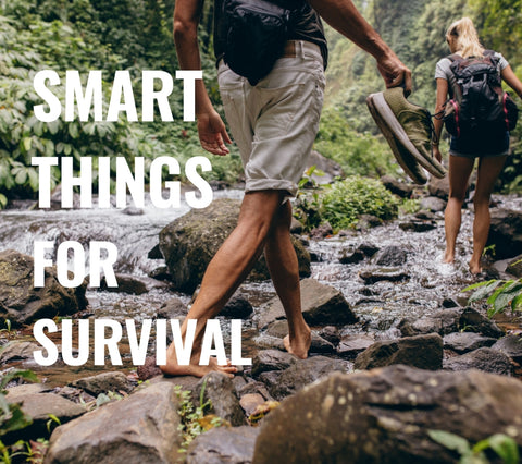 Smart Things for Survival