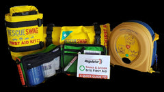 Rescue Swag Range of First Aid Kits for the outdoors