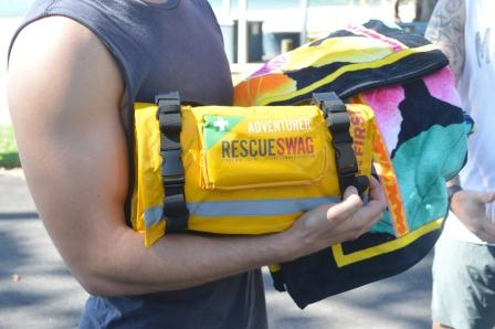 The Family First Aid Kit - Rescue Swag Adventurer