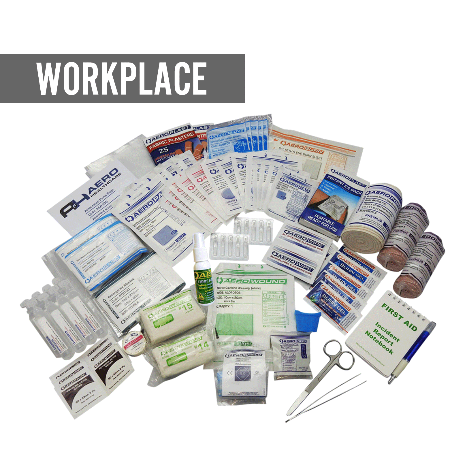REFILL WORKPLACE Modules