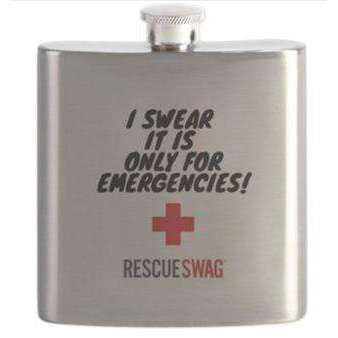Rescue Swag Flask