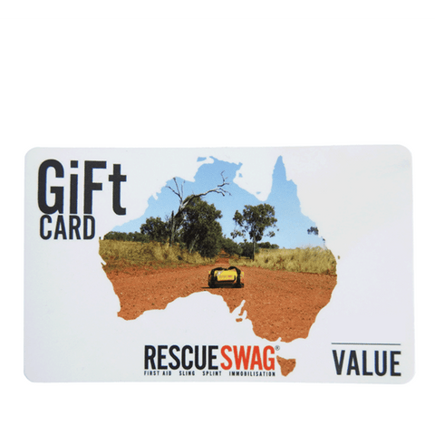 Rescue Swag Gift Card