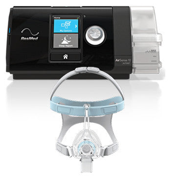 Bundle - ResMed AIRSENSE™10 AUTOSET™ FOR HIM - F&P ESON™ 2 (CALL for Price)