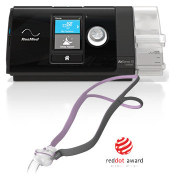 Bundle - ResMed AIRSENSE™10 AUTOSET™ FOR HIM - RESMED AIRFIT™ P10 For Her (CALL for Price)