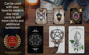 Antiquities of Magick Oracle + Astrology Cards *Limited Edition