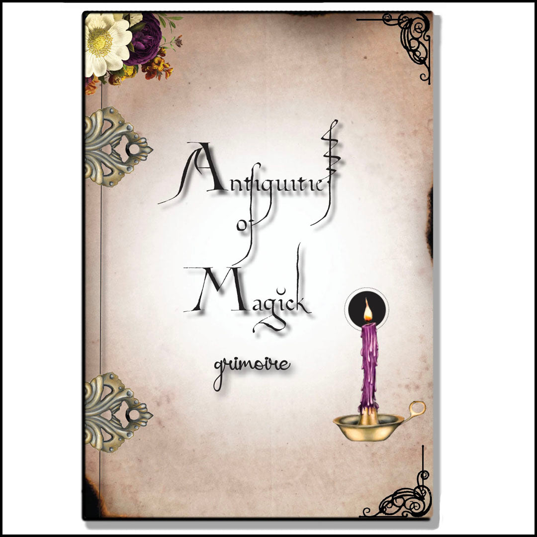 Antiquities of Magick Grimoire eBook (iPhone)