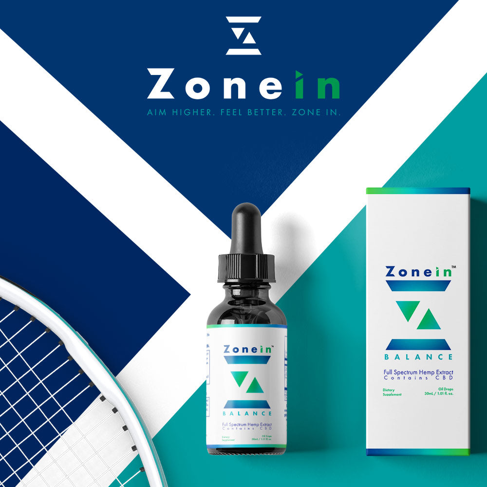 Gibran Hamdan Brand Identity and Custom packaging for ZoneIn CBD