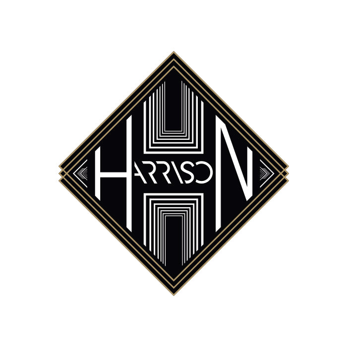 This is Harrison branding by Gibran Hamdan