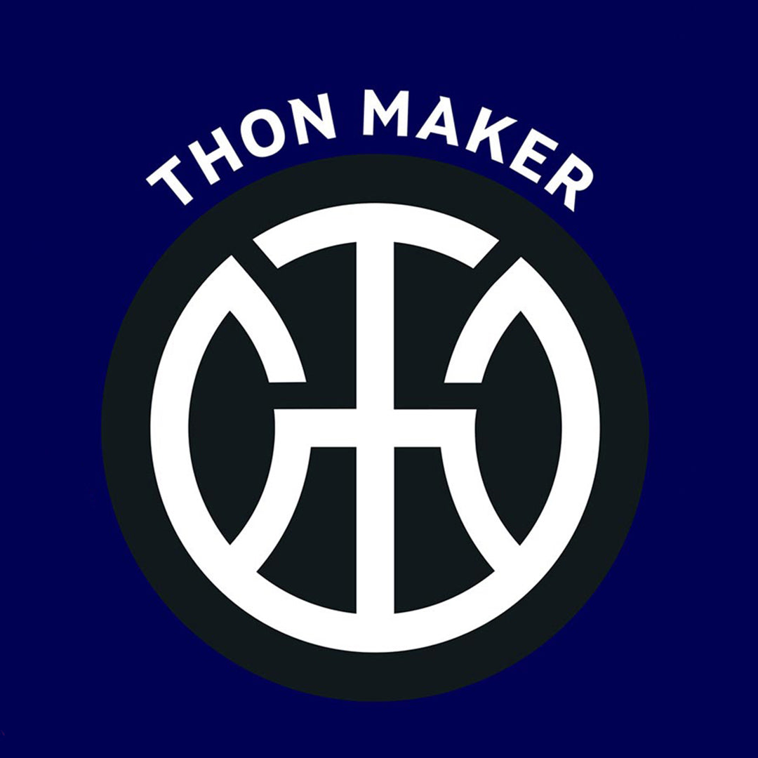 Thon Maker Logo and branding by Gibran Hamdan. Seattle Logo design and branding,