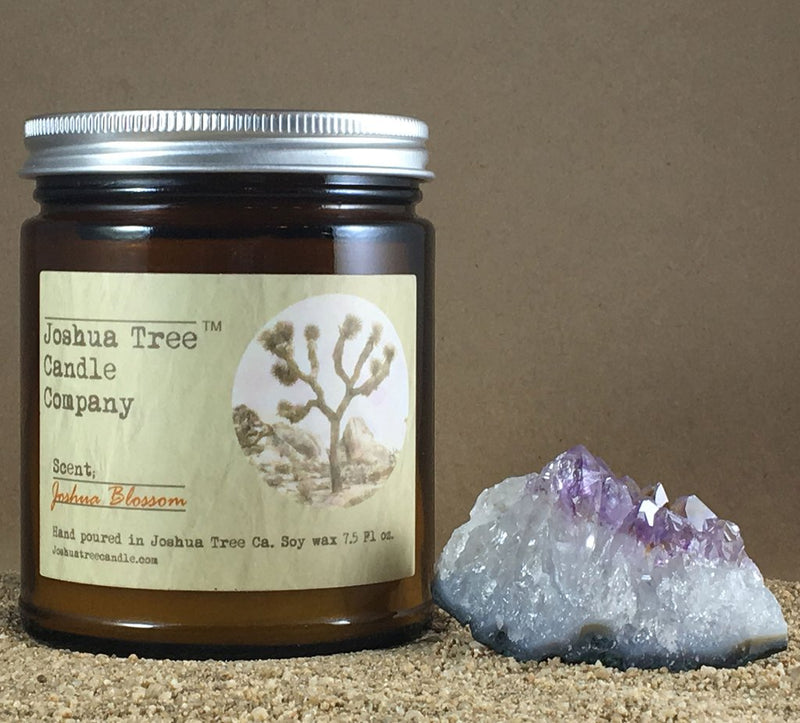 Joshua Tree Candle Co.  - Joshua Blossom - 7.5oz