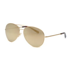 C4 Eyewear  - Sutton Sunglasses - Matte Gold