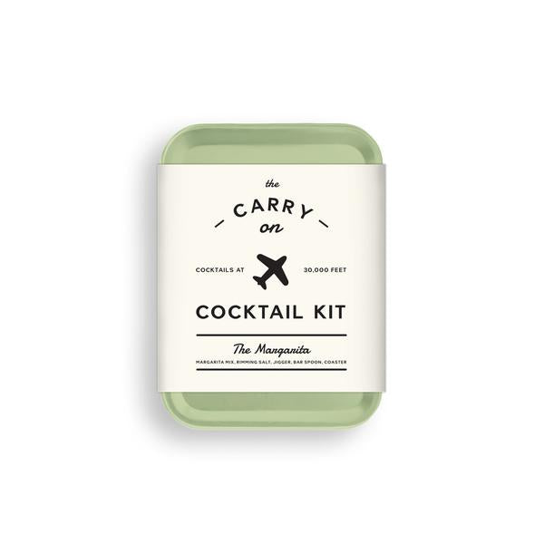 W&P Design - The Margarita Carry-On Cocktail Kit