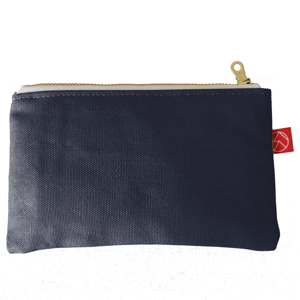 Casey D. Sibley - Canvas Card Pouch (more colors)