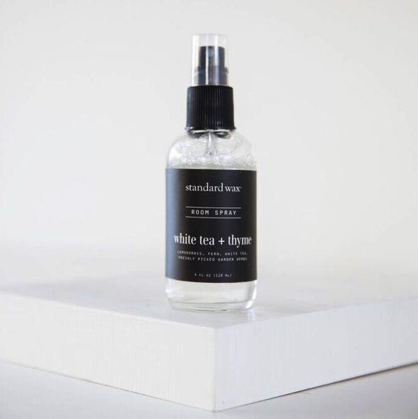 Standard Wax - White Tea + Thyme Room Spray