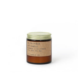 P.F. Candle Co. - Piñon - 3.5 oz Mini Soy Candle