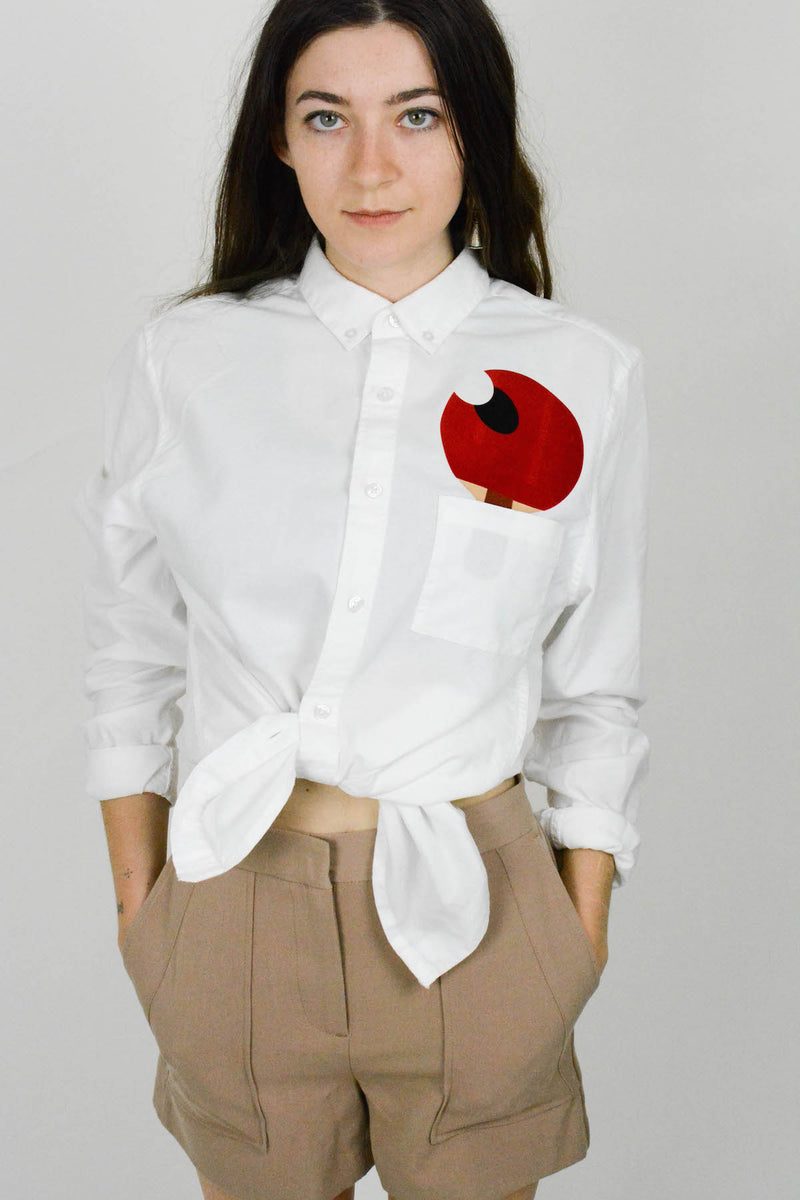 Womens Pong Oxford Shirt