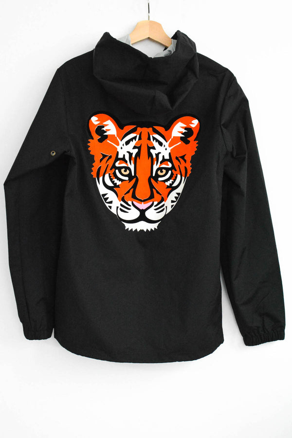 Womens Tiger Babe waterproof jacket