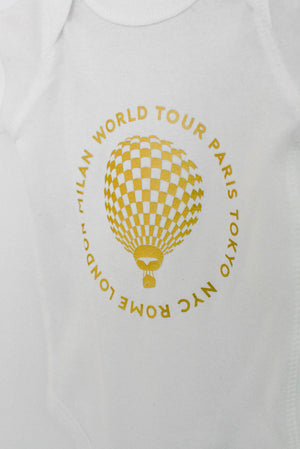 World Tour Balloon onesie