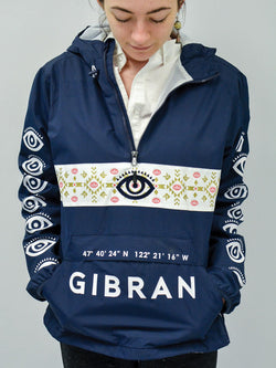 Evil Eye Anorak