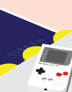 This ain't a Game Boy Art Print