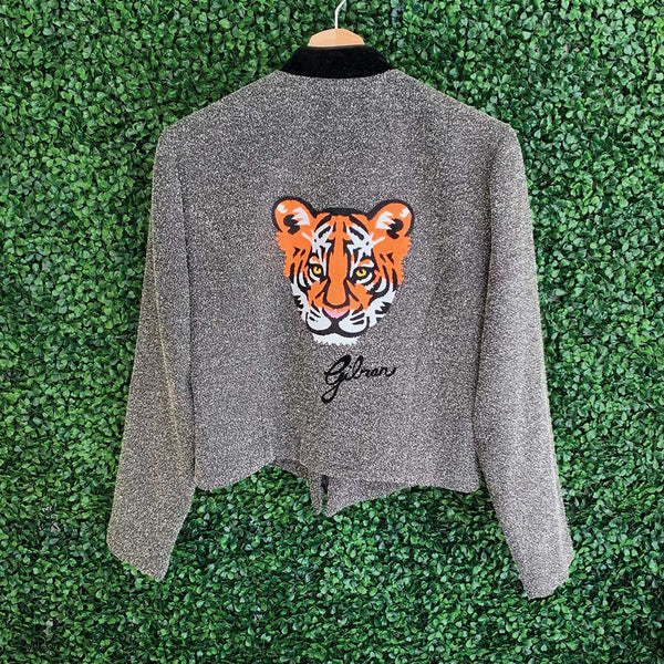 Tiger Babe Bolero Jacket