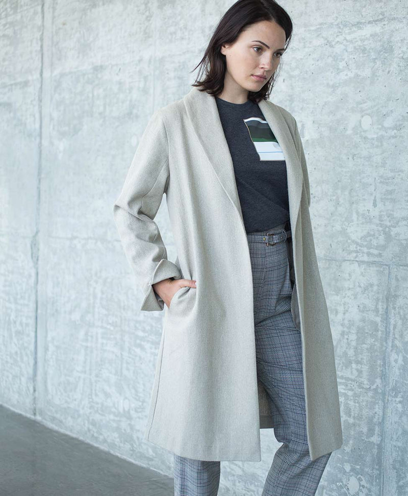Linen Layer Jacket