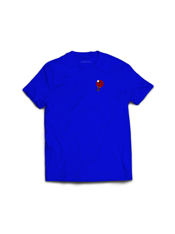 Rally Ping Pong Blue Tee