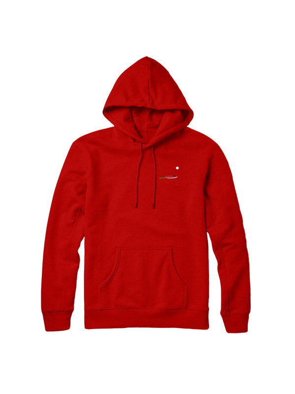 Mini Ping Pong Red Hoodie