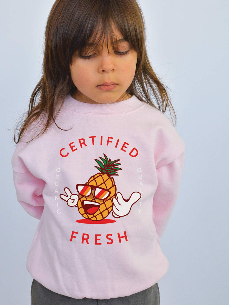 Certified Fresh Sweatshirt