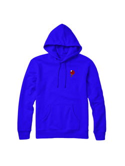 Rally Ping Pong Blue Hoodie