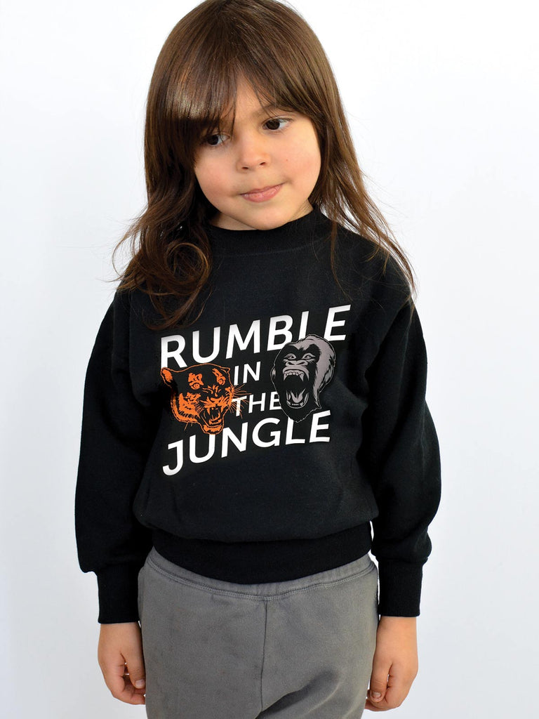 Rumble in the Jungle Sweatshirt