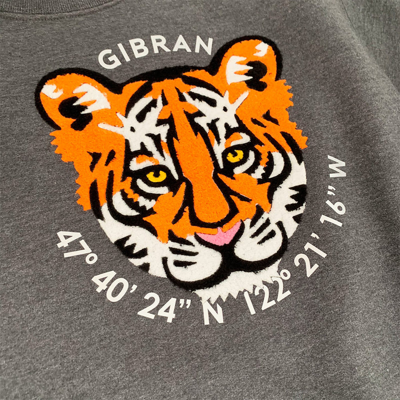 Tiger Babe Champion Sweatshirt