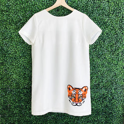 Tiger Babe Shift Dress