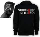 Pull Over Hoodie (SSB Logo) - Strong Style Brand