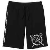 Barbed Wire Sweat Shorts
