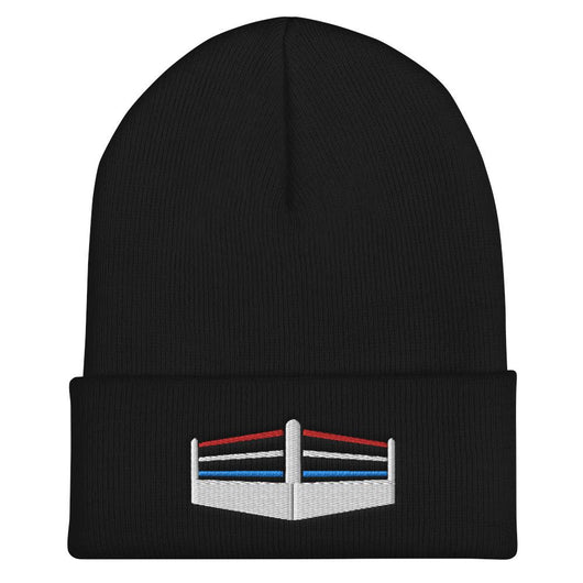 Retro Ring Cuffed Beanie