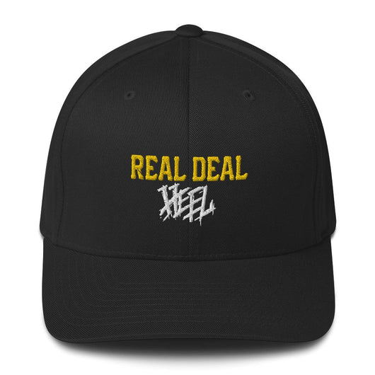 Real Deal Heel Flexfit (Yellow/White)