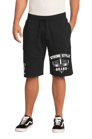 SSB Ring Logo Sweat Shorts