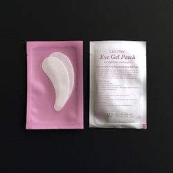 Bulk Lint-free Asymmetrical Eye Gel Patches