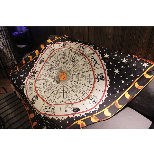 Astrology Table Cloth