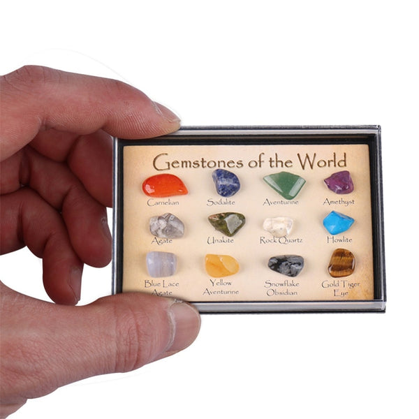 Gemstones of the world mini collection