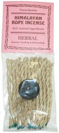 Himalayan Herbal Rope Incense