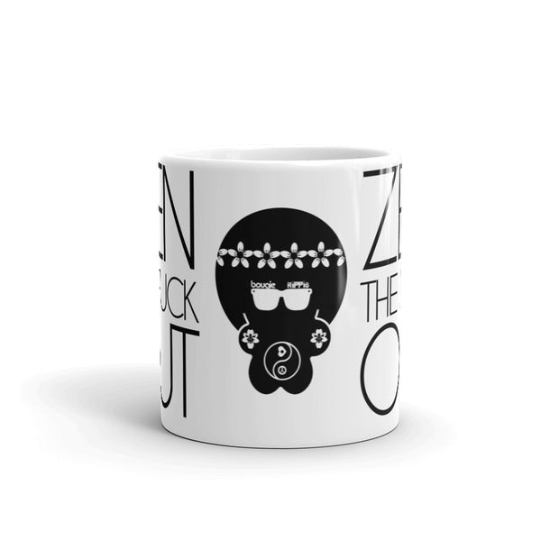 Zen The F*ck Out Mug