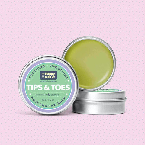 Tips and Toes Balm