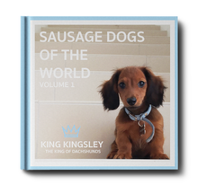 Load image into Gallery viewer, Sausage Dogs of the World V1 'Limited Copies Left'