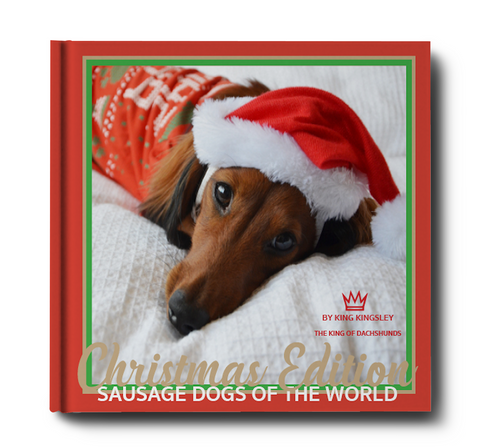 "Sausage Dogs of the World V3 ""Christmas Edition"""