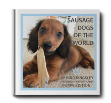 Load image into Gallery viewer, Sausage Dogs of the World V2 'Puppy Edition'