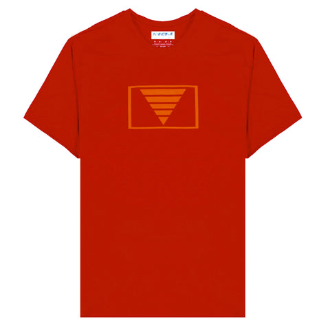 Classic Logo T (Red/Orange)