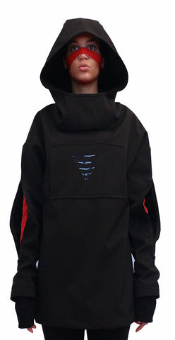 Hr Nasa Pullover in Absence of Light (Black/Black)